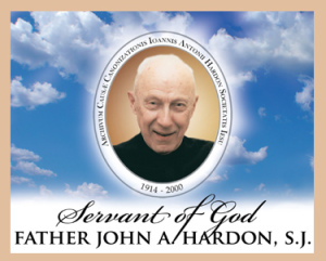 Fr. Hardon, Servant of God