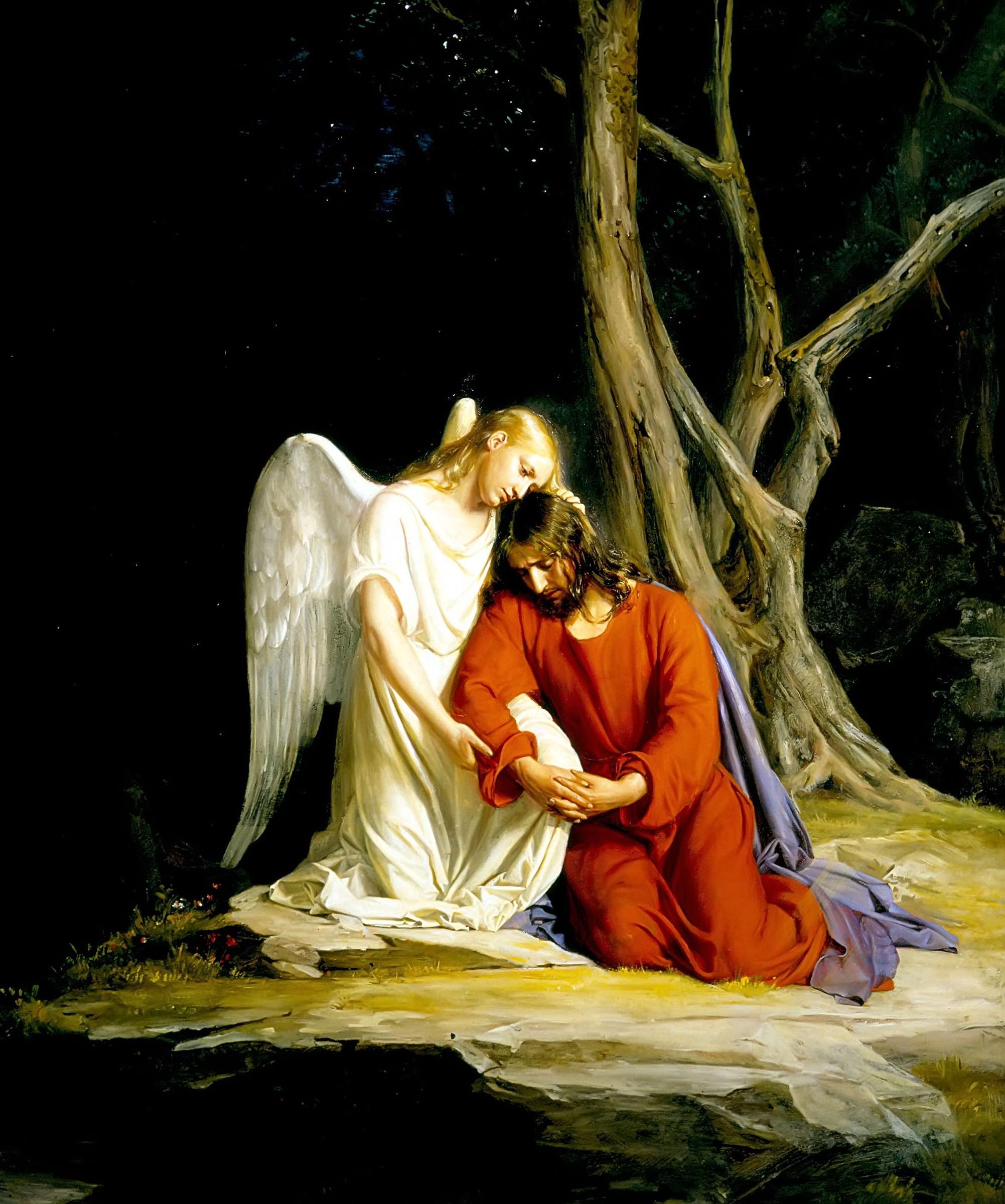 Have angels taken flight from Catholic theology? - Fr  John