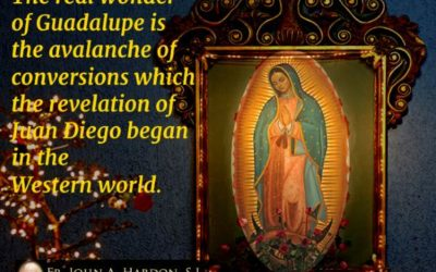 The Blessed Virgin Mary and the Catholic Discovery of America